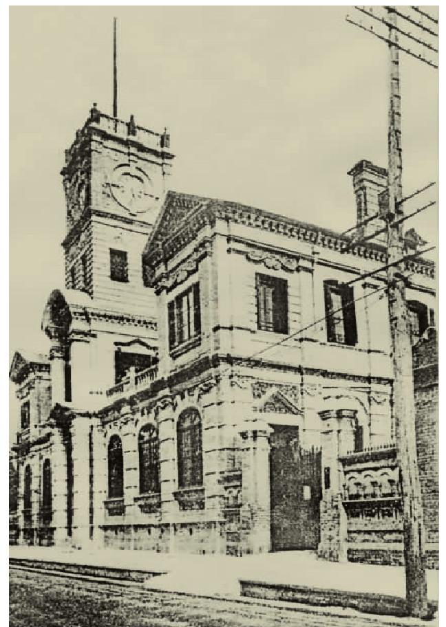 中国民国时期银行老照片