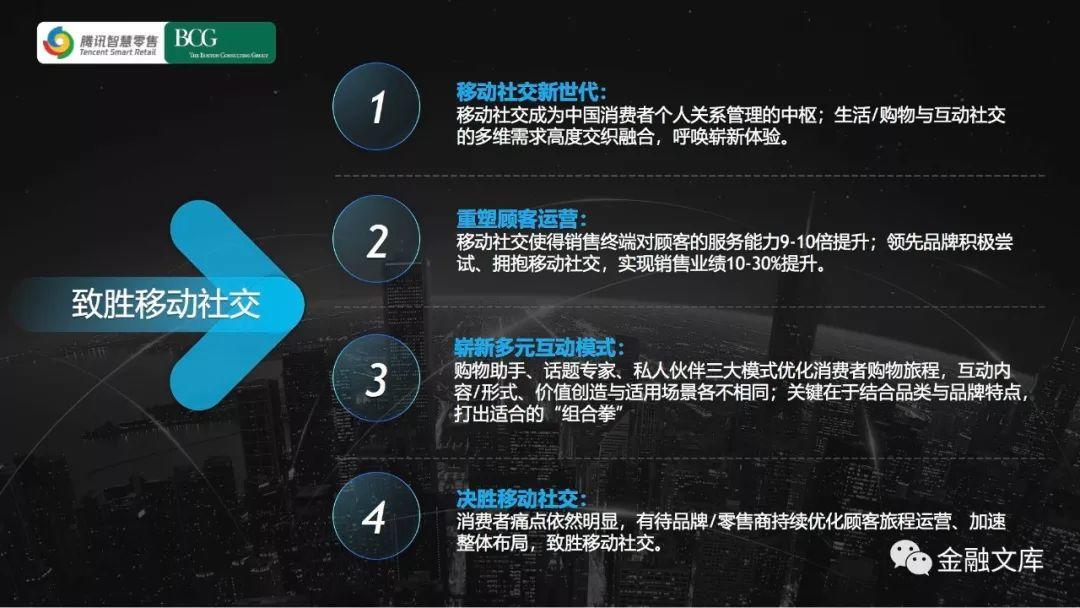 腾讯&BCG:决胜移动社交——新时代的中国消费者互动模式