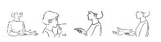 银行柜台服务聋哑人手语大全