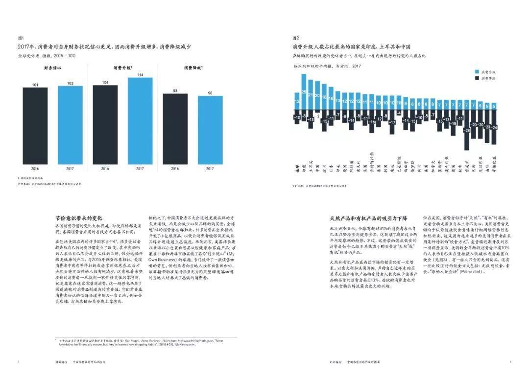 麦肯锡:2019创新前行—— 中国零售市场成功指南