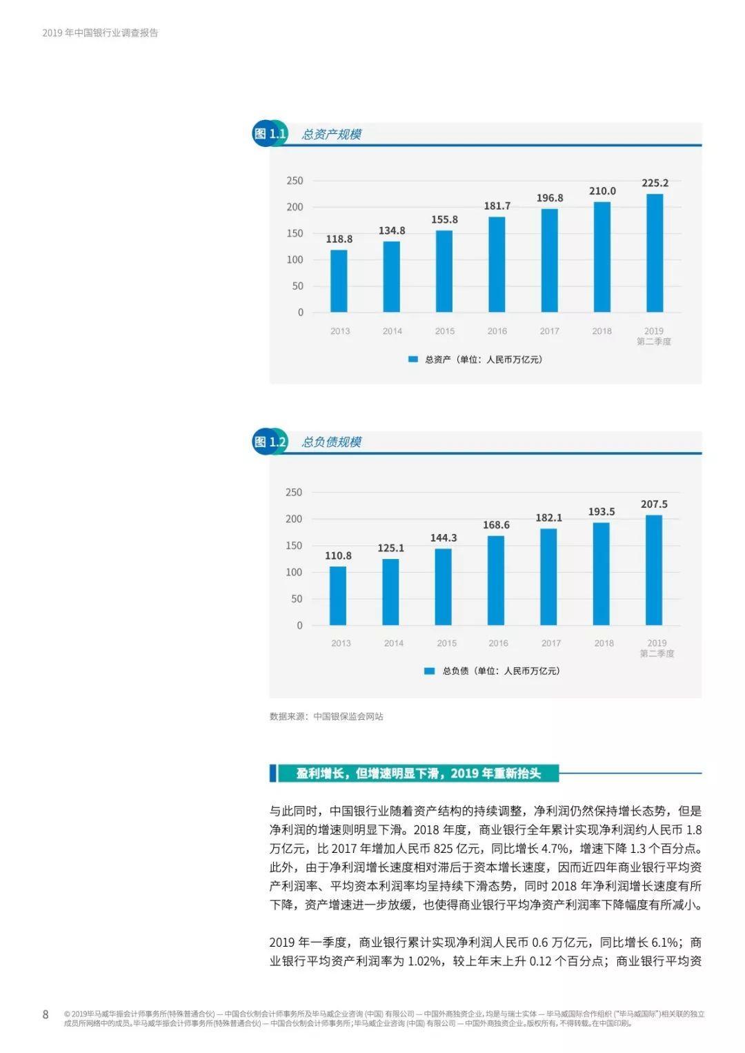 2019年中国银行业调查报告(100页)