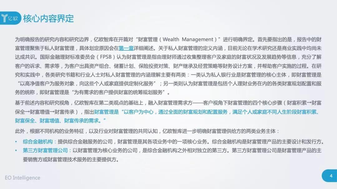 2019全球财富管理研究报告(119页)