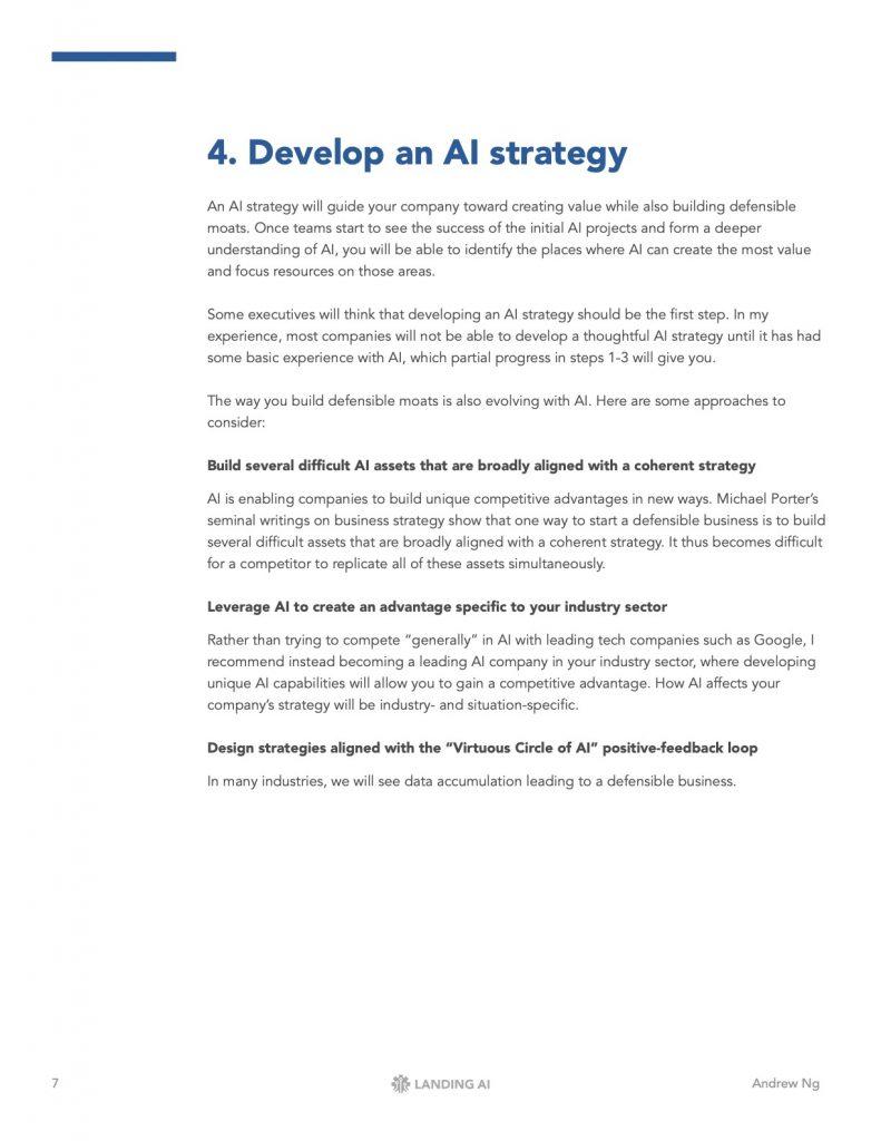 人工智能转型手册(吴恩达著)