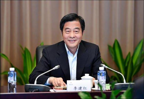 招行董事长李建红辞任,缪建民接棒