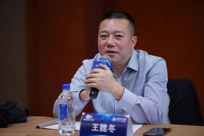 建行普惠金融事业部王魏冬:连接和共享是数字普惠的前提